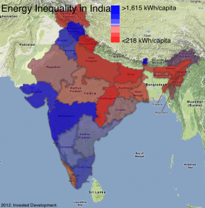 India Energy Inequality