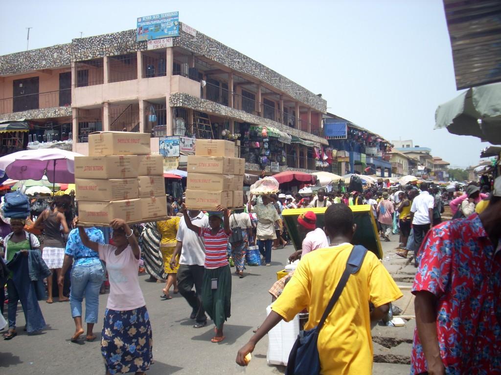 Ghana Market St